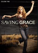 Saving Grace - Season 2 (4-DVD)