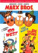 The Marx Brothers: Go West / The Big Store