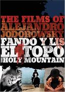 The Films of Alejandro Jodorowsky (4-DVD)