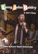 Long John Baldry - It Ain't Easy: Live at Iowa