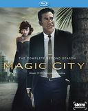 Magic City - Complete Season 2 (Blu-ray)