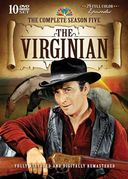 The Virginian - Season 5 (10-DVD)