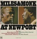 Miles & Monk At Newport (180GV - Mono)