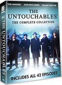 The Untouchables - Complete Collection (7-DVD)