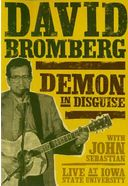 David Bromberg - Demon in Disguise: Live at Iowa