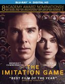 The Imitation Game (Blu-ray, Includes Digital