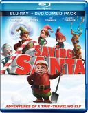 Saving Santa (Blu-ray + DVD)