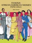 Famous African-American Women - Paper Dolls