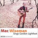 Mac Wiseman Sings Gordon Lightfoot