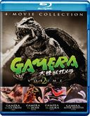 Gamera: 4-Movie Collection, Volume 2 (Blu-ray)