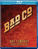Bad Company: Hard Rock Live (Blu-ray, DVD, CD)