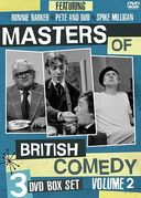 Masters of British Comedy - Volume 2 (3-DVD)