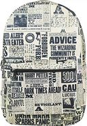 Harry Potter - Newspaper Print Backpack