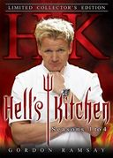 Hell's Kitchen - Seasons 1-4 (13-DVD)
