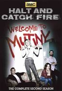 Halt and Catch Fire - Complete 2nd Season (3-DVD)