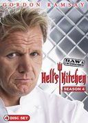 Hell's Kitchen - Season 4 (4-DVD)