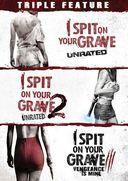 I Spit On Your Grave Triple Feature (3-DVD)