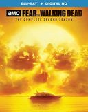 Fear the Walking Dead - Complete 2nd Season (Blu-ray)
