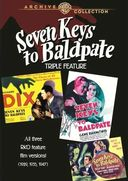 Seven Keys to Baldpate Triple Feature (2-Disc)