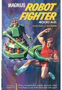 Magnus, Robot Fighter 3: Dark Horse Archives