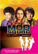 The Mod Squad -Complete Season 4 (8-DVD)