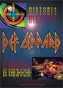 Def Leppard - Historia / In The Round In Your Face