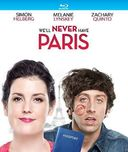 We'll Never Have Paris (Blu-ray)