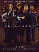 Sanctuary - Complete 2nd Season (4-DVD)