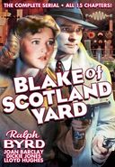 "Blake of Scotland Yard - 11"" x 17"" Poster"