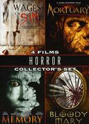 Horror Collector's Set (Wages of Sin / Mortuary /