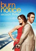 Burn Notice - Season 3 (4-DVD)