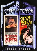 Crypt of Terror - Night of the Bloody Apes /