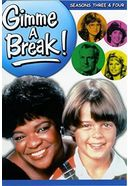 Gimme a Break - Seasons 3 & 4 (3-DVD)