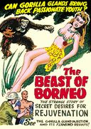 "The Beast of Borneo - 11"" x 17"" Poster"