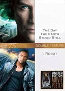 The Day the Earth Stood Still / I, Robot (2-DVD)