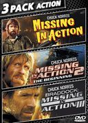 3 Pack Action: Missing in Action / Missing in