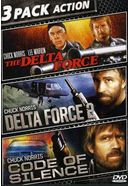 Chuck Norris - 3 Pack Action: The Delta Force /