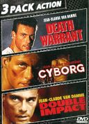 Death Warrant / Cyborg / Double Impact