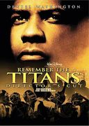 Remember the Titans (Unrated Extended)