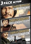 Charles Bronson Triple Feature: Mechanic /