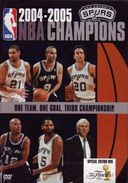 Basketball - San Antonio Spurs: 2004-2005 NBA