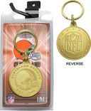Football - Cleveland Browns Bronze Bullion