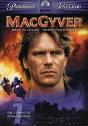 MacGyver - Complete 7th Season (Final) (4-DVD)