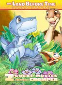 The Land Before Time Chomper Double Feature