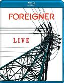 Foreigner: Live (Blu-ray)