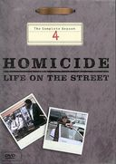 Homicide: Life on the Street - Complete Season 4