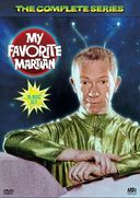 My Favorite Martian - Complete Series (15-DVD)