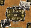 Flatt & Scruggs and The Stanley Brothers (4-CD