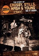 Crosby, Stills, Nash & Young - So It Goes... The