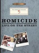 Homicide: Life on the Street - Complete Season 5
